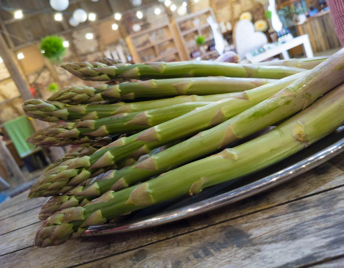 Grüner Spargel – Ein Geheimtipp für Genießer